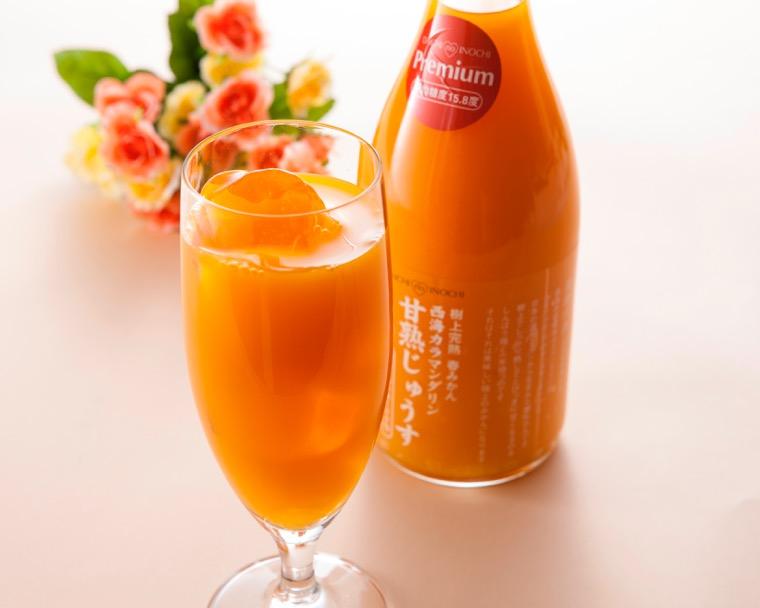 希少品種柑橘類「カラマンダリン」の規格外品を活用した商品開発及び販路開拓