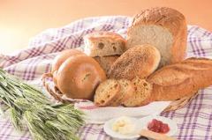 平戸産小麦パンのセット