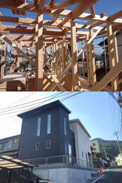 対馬ひのきで創る長崎型ブランド住宅